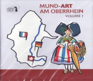 Mund-ART-am Oberrhein Vol1_
